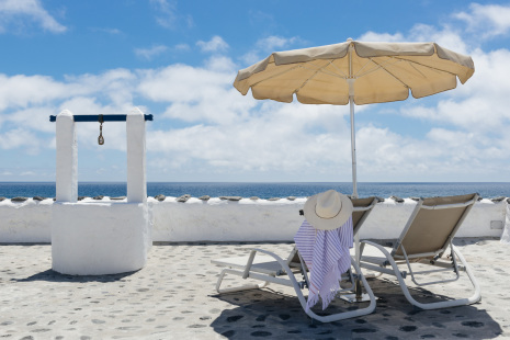 Caleton del golfo - Lanzarote